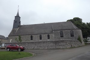 GRP 125 : Dailly, église St-Quentin